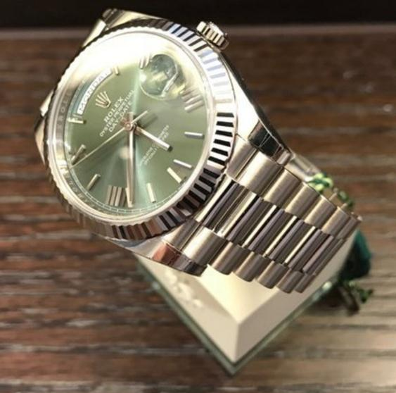Outstanding Replica Rolex Day Date 40 228239 Watches Bring Your