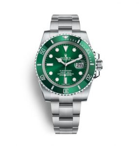 The well-designed fake Rolex Submariner 116610LV watches are worth for men.