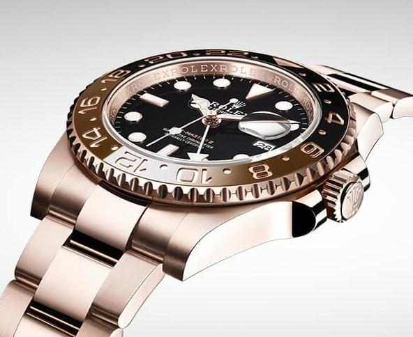 Luxury Watches Copy Rolex GMT-Master II 126715CHNR In Hot