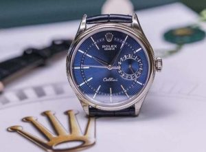 The luxury replica Rolex Cellini Date 50519 watches are worth for men.