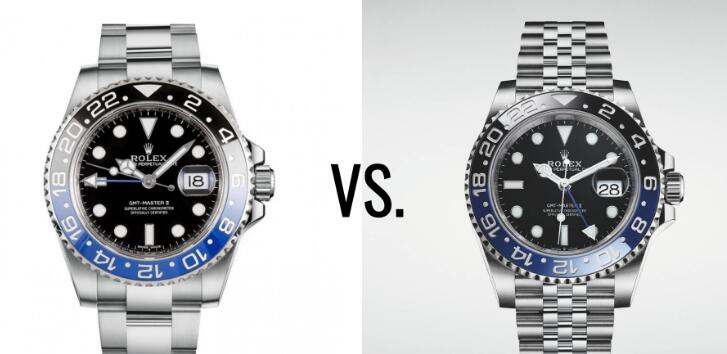 The blue and black bezel Rolex could be the most popular Rolex this year.