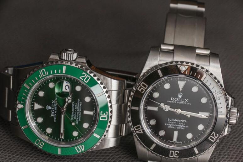 The Submariner could be considered as the most popular sport watches recently.