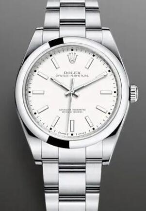 Rolex Oyster Perpetual is with high cost performance.