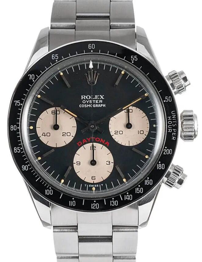 Online cheap Rolex fake watches are classic with black and white colors for the dials.