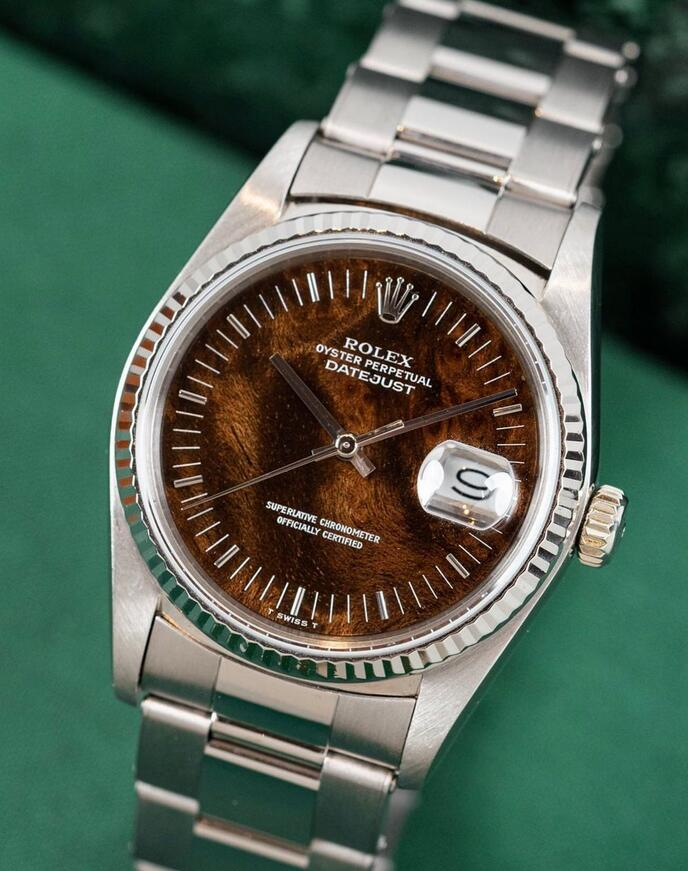 AAA replication watches seem distinctive for the particular dials.